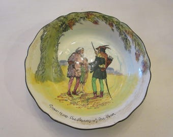 ENGLAND ROYAL DOULTON Bowl