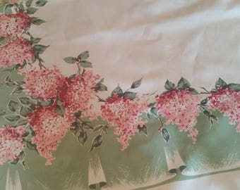 CLEARANCE....Pink Flower,  Theme  TableCloth