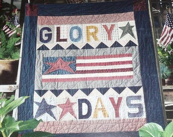 Glory Days Quilts Leisure Arts Book