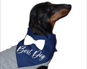 Dog wedding attire | Etsy