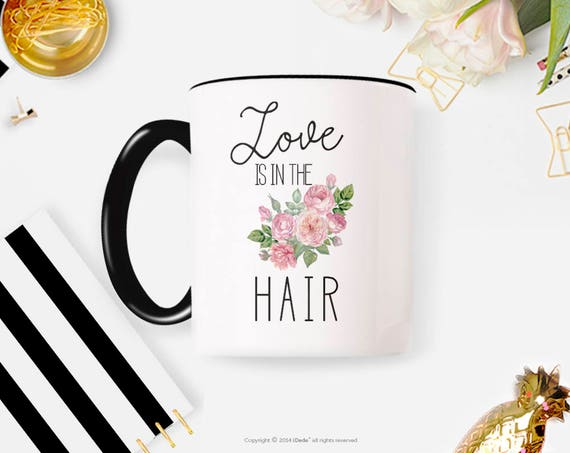 Hairdresser Coffee Mug - Hairdresser Gift - Hair Stylist Mug - Gift For Hairstylist - Hairdressing Stylist Tea Mug Hair Salon Coffee Cup 10G