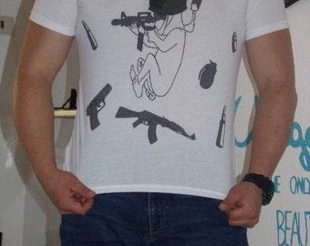 military army t.shirt