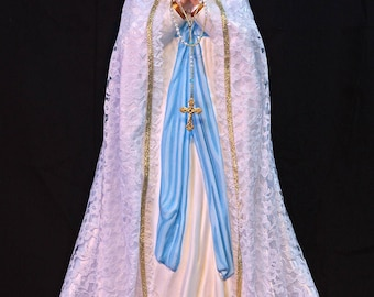 """Our Lady of Lourdes 26"""" Patroness of those who are Sick"""