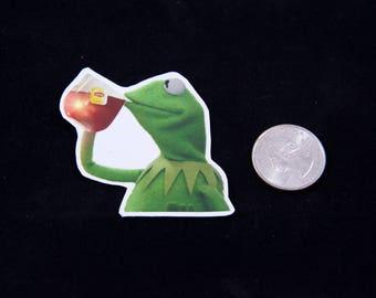 Kermit meme | Etsy