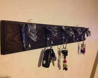 Gargoyle Wall Key Holder
