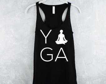 Workout Tank Top - Fitness Tank Top - Yoga Shirt - Gym Shirt - Workout Shirt - Yoga Tank Top - Tank Tops With Sayings - Yoga