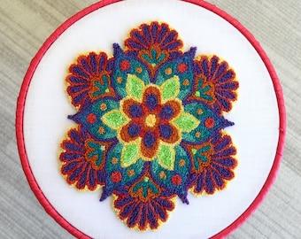 Mae's Mandala Punch Needle Kit
