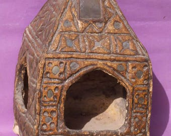 Candle holder original Province Rajasthan Barmer 52x26x27cm 2