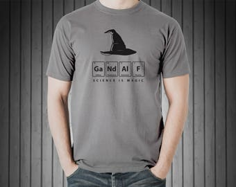 GaNdAlF - Science is Magic (T-Shirt)