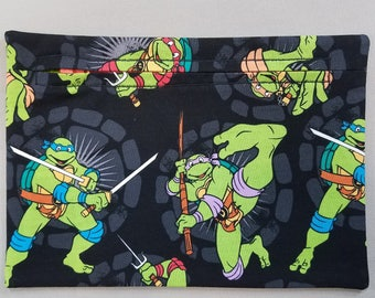 Teenage Mutant Ninja Turtles Zipper Pouch