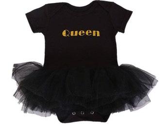 Queen Onesie Dress