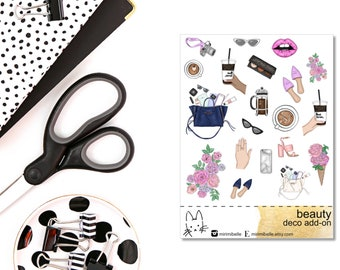 Beauty - ADD-ON Deco Sticker