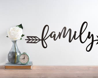 Merveilleux Family Sign, Family Wall Art, Gallery Wall Art, Family Home Decor, Custom