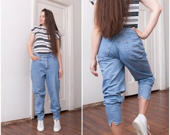 Baggy jeans | Etsy