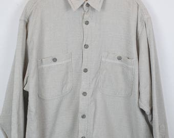 Vintage shirt, 90s clothing, shirt 90s, long sleeves, oversized