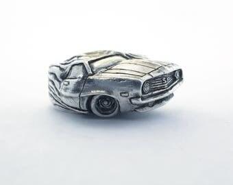 Camaro SS - Ring - Sterling Silver 925