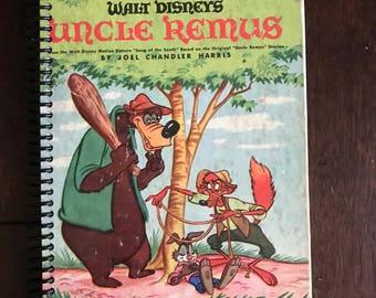 Repurposed Handmade Vintage Book Journal