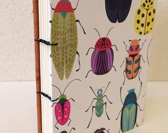 "Beetles Hardcover Book 5""x7"""