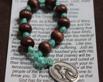 St. Peregrine Chaplet - Conversion
