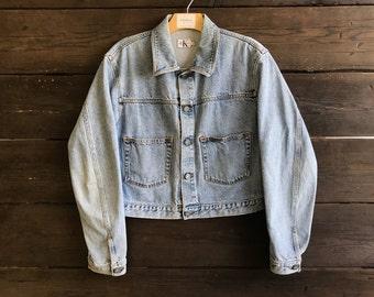 Vintage 90s Calvin Klein Denim Jacket