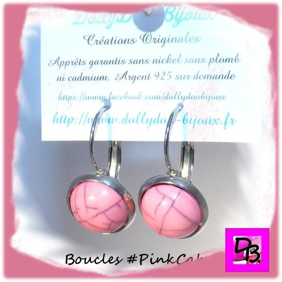 Boucles d'oreilles [PinkCab]
