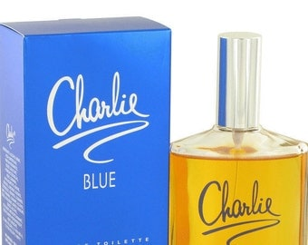 Charlie Blue Women Perfume 3.4oz