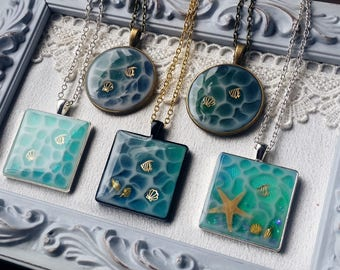 Ocean Waves Jewelry