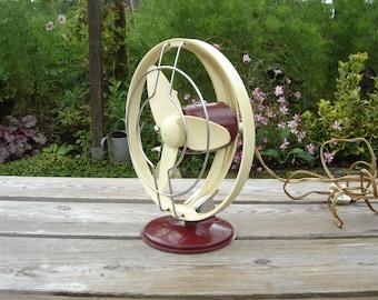 Ventilateur Philips. Vintage. Pays Bas. Nederland