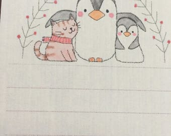 Regular paper / Penguin - D