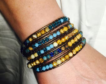 Wrap Bracelet Marrakech