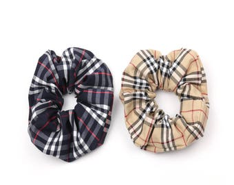 Fabric handmade Scrunchies, Hair Accessory, Hair Elastic, Hair Tie, hair Scrunchies for women, hair Scrunchies for girls
