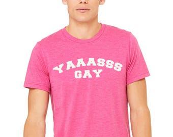Gay AF t shirt Gay As Fuck tshirt Gay Pride Tshirt Lesbian