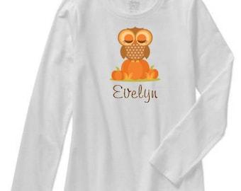 CUSTOMIZABLE Thanksgiving shirt, Halloween shirt, pumpkin patch shirt, Matching family shirts, sibling shirts, boy girl fall shirts