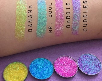 Summer Collection Pressed Glitter