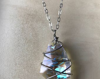 Swavorski crystal necklace