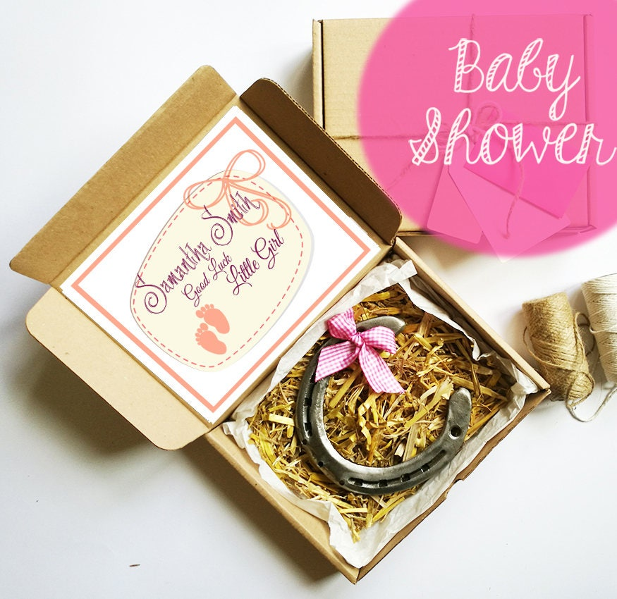 First Birthday Gift For Baby Girl Personalized Lucky