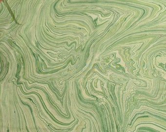 Sandscapes-Light Lime-Cotton Fabric from Northcott