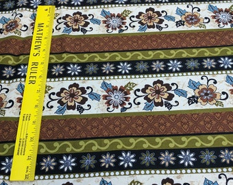 Priscilla-Ivory-Cotton Fabric from Blank Quilting