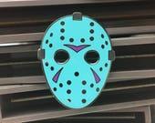 NES Hockey Mask - Enamel Pin