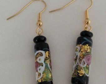 Murano glass - Earrings-