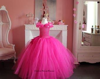 Robe tutu, robe de princesse