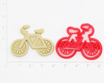 Bicycle Cookie Cutter Bicycle Birthday Bicycle  Party Bicycle  Baby Show Bicycle  Cupcake Bicycle  Gift