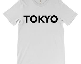 TOKYO t shirt streetwear fashion top trend style new york street homies  swag dope hipster