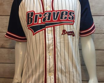 Atlanta Braves Starter Jersey MLB Baseball Starter Jersey
