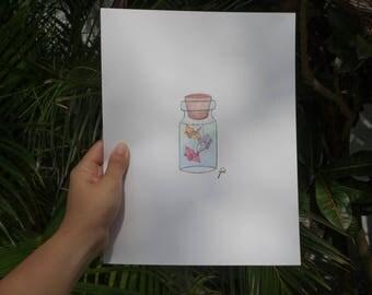 Jar of Wishes -Digital Copy