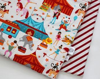 Baby Blanket - circus