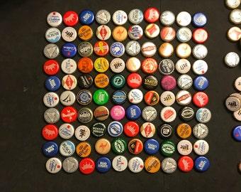 100 beer bottle caps no dents