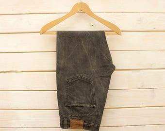 """Vintage Lacoste Denim Jeans Size - 34"""" Waist"""