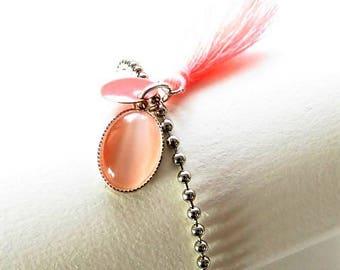 Bracelet ball chain ball chain 16420