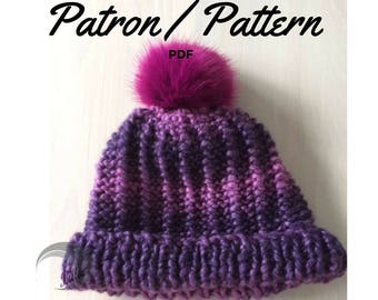 Knitting pattern- Winter hat